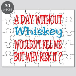 A day without Whiskey Puzzle