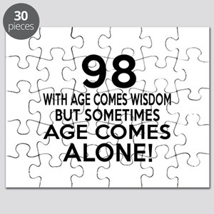 98 Awesome Birthday Designs Puzzle