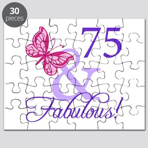 75 And Fabulous Puzzle