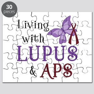Living with Lupus APS Puzzle