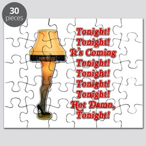 It's Coming Tonight! A Christmas Story Puzzle