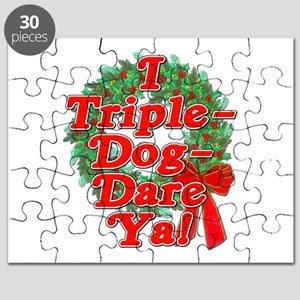 Triple Dog Dare A Christmas Story Puzzle