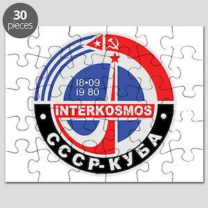 Interkosmos Puzzle
