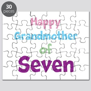 Personalized Grandmother Puzzle