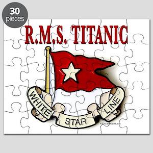 White Star Line: RMS Titanic Puzzle