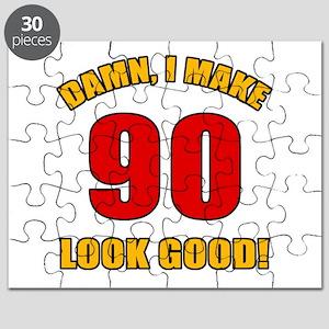 90 Looks Good! Puzzle