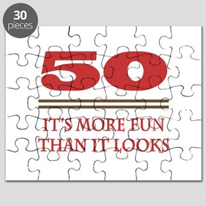 50 Is Fun Puzzle