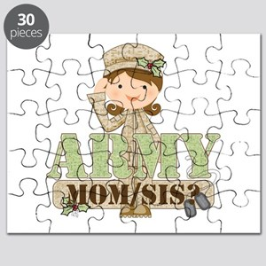 Christmas Army Soldier Puzzle