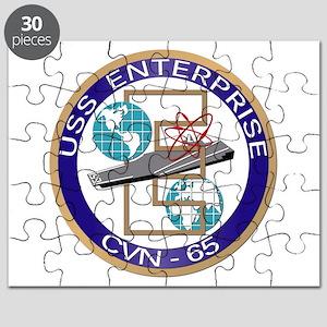 USS Enterprise (CVN-65) Puzzle