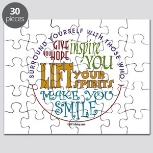 Surround Yourself Puzzle