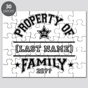Family Property Puzzle