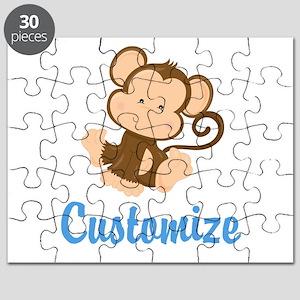 Custom Monkey Puzzle