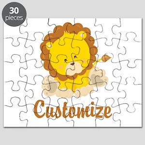 Custom Baby Lion Puzzle