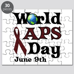 June 9th is World APS Day Puzzle