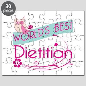 World's Best Dietitian Puzzle