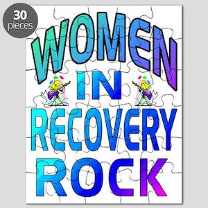 WOMEN ROCK Puzzle