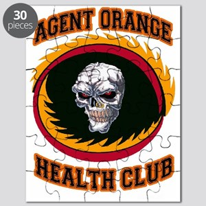 AGENT ORANGE HEALTH CLUB Puzzle