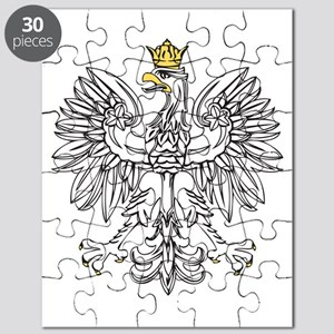 Polish Eagle With Gold Crown Puzzle