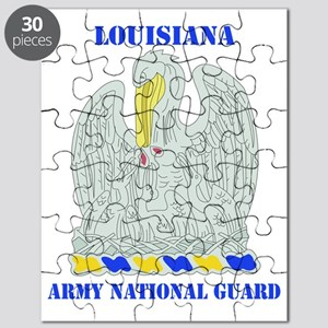 LOUISIANA ANG with text Puzzle