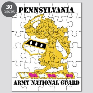 PENNSYLVANIA ANG with text Puzzle
