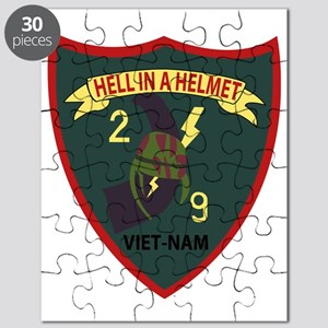 SSI-2ND BN-9TH MARINE RGT Puzzle