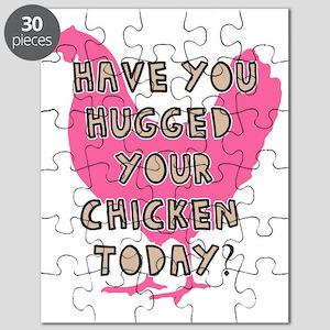 chickenhug Puzzle