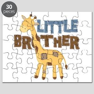 Little Bro Giraffe Puzzle