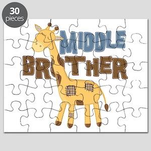 Middle Bro Giraffe Puzzle