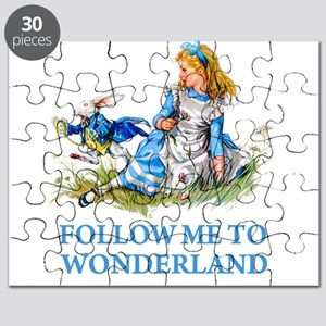 ALICE_BLUE_FOLLOW ME_BLUEx copy Puzzle