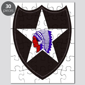 Army-2nd-Infantry-Shoulder-Patch Puzzle