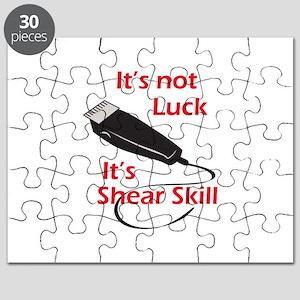 SHEAR SKILL Puzzle
