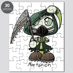 Mortarion Puzzle