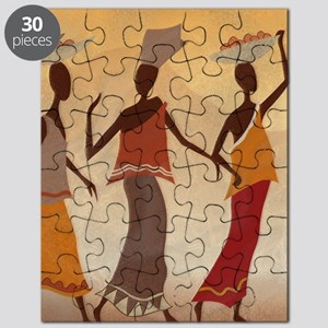 African Women Puzzle