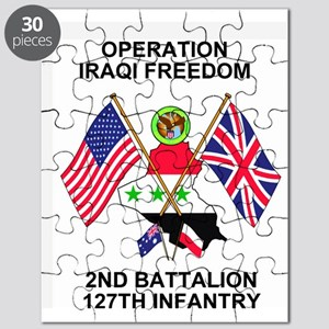 ARNG-127th-Infantry-Iraq-Mousepad Puzzle