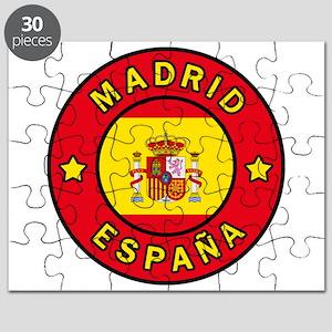 Madrid España Puzzle