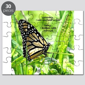 Thinking Butterfly Puzzle