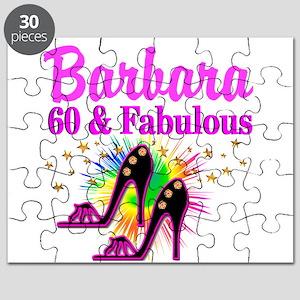 GLAMOROUS 60TH Puzzle