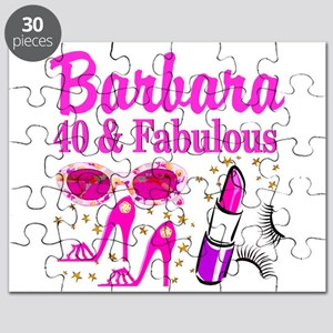 40TH PARTY GIRL Puzzle