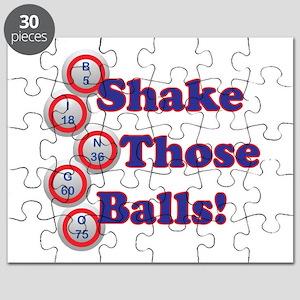 Bingo Shake Puzzle