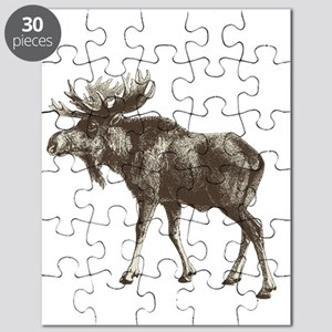 Moose-is-Loose-whtie Puzzle