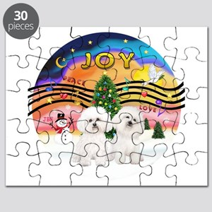 XMusic2 - Two Bichon Puzzle