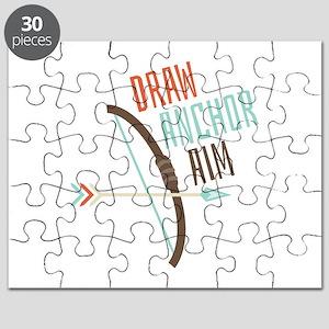 Draw Anchor Aim Puzzle