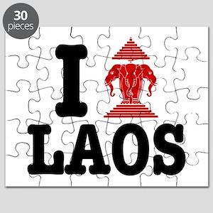 I Erawan (Love) Laos Puzzle