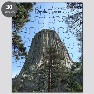 Devils Tower Puzzle