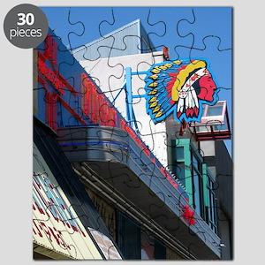 Albuquerque Street Scene Puzzle