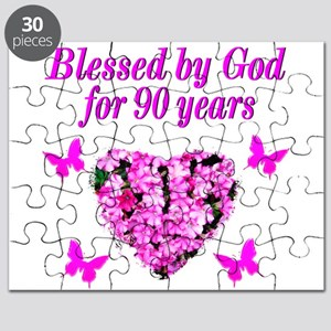 CHRISTIAN 90 YR OLD Puzzle