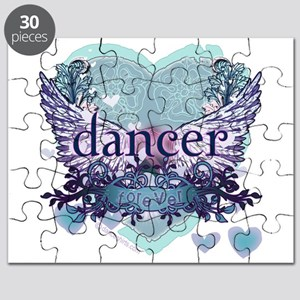 dancer forever by DanceShirts.com Puzzle