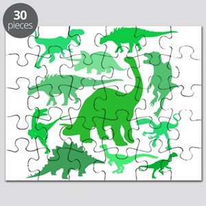 FUN! LOTS of DINOSAURS! Puzzle