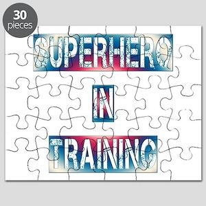 Superhero in Training Puzzle