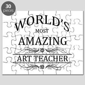 World's Most Amazing Art Teacher Puzzle